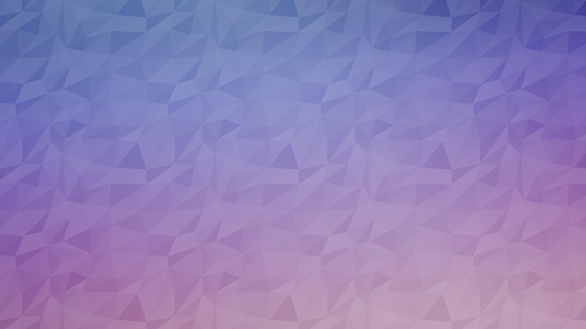 polygon violet background
