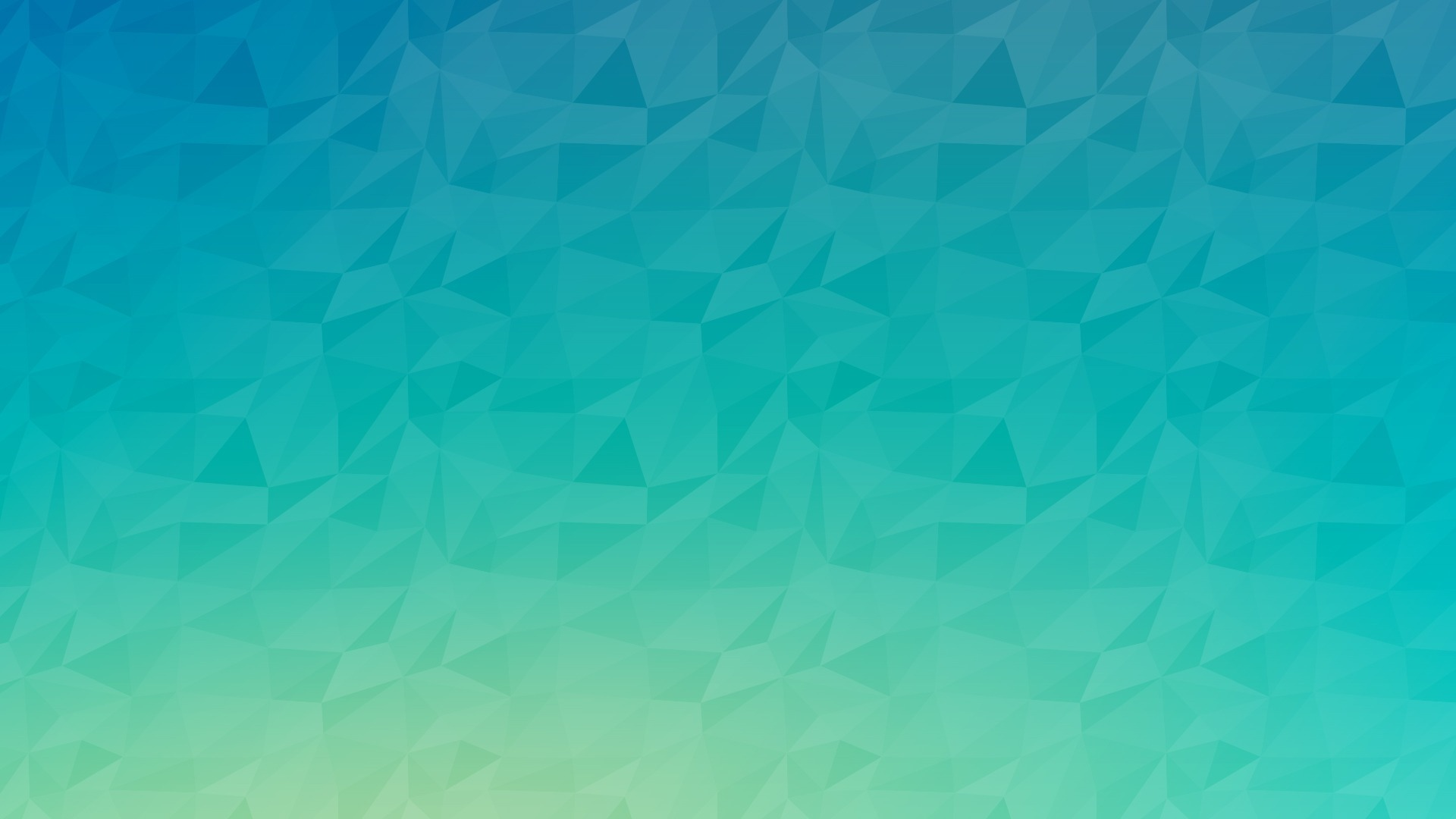 polygon teal background