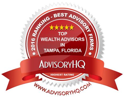 Top wealth advisors Tampa florida